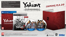 GC: The Yakuza Remastered Collection announced - Day One Edition