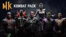 Mortal Kombat 11 unveils full Kombat Pack roster - Kombat Pack Roster