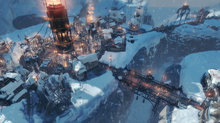 Frostpunk releases The Rifts, first Season Pass content - The Rifts screens