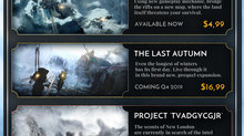 Frostpunk releases The Rifts, first Season Pass content - Season Pass  Infographic