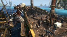 Assassin's Creed sends its pirates on Switch - Screenshots