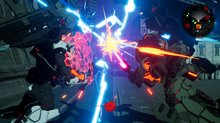 Gsy Review : Daemon X Machina - Screenshots