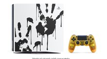 Death Stranding Limited Edition PS4 Pro - Death Stranding Limited Edition PS4 Pro