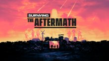 Surviving the Aftermath enters Early Access - Key Art