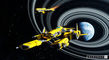 Everspace 2 parle histoire et engin spatial - Medium Fighter Class Player Ships