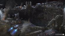 Everspace 2 parle histoire et engin spatial - Environment Concept Arts
