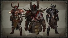 Diablo IV formally announced - Concept Arts