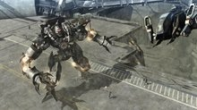Bayonetta & Vanquish return in a bundle for consoles - VanQuish screens