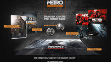 Metro Redux coming to Switch on Jannuary 28 - Ranger Cache Pre-Order Pack