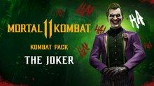 The Joker ready to join Mortal Kombat 11 - The Joker Artworks