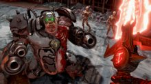 We previewed DOOM Eternal - 16 images