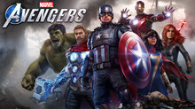 Nouveau trailer de Marvel's Avengers - Key Art