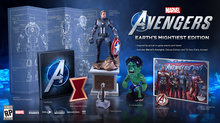 New Marvel's Avengers trailer, various editions detailed - Earth's Mightiest Edition