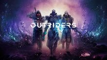 New Outriders videos introduce the world and gameplay - Legendary Key Art
