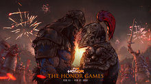 For Honor holding the Honor Games event - The Honor Games Event Key Art