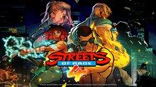 Lizardcube explains the art of Streets of Rage 4 - Key Art