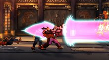 Streets of Rage 4: Floyd Iraia and coop modes unveiled - Floyd Iraia screens