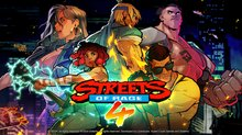 Streets of Rage 4: Floyd Iraia and coop modes unveiled - Key Art
