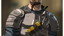 The Division 2: Warlords of New York Animated Short - Anime Character Posters