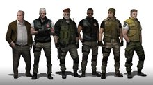 Gamersyde Preview : Resident Evil 3 - Concept art