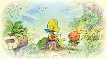 GSY Review : Pokémon Donjon Mystère : Équipe de Secours DX - Artworks