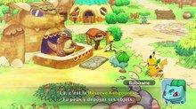 GSY Review : Pokémon Donjon Mystère : Équipe de Secours DX - Screenshots