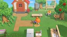 GSY Review : Animal Crossing: New Horizons - Screenshots