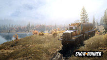 SnowRunner is gearing up - 17 images