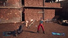 Our Final Fantasy VII Remake videos - File: PS4 Pro - SPOIL Cutscenes & Fight Sector 7 (3840x2160)
