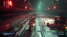 Our Final Fantasy VII Remake videos - File: PS4 Pro - SPOIL Motorcycle Chase (3840x2160)