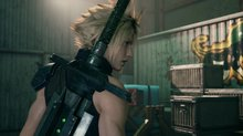 GSY Review : Final Fantasy VII Remake - Fichier: PS4 Pro - SPOIL Crab Warden Boss (3840x2160)
