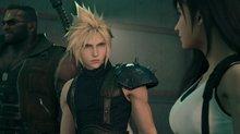 Our Final Fantasy VII Remake videos - File: PS4 Pro - SPOIL Crab Warden Boss (3840x2160)