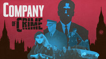 Build up or crack down crime in '60s London with Company of Crime - Key Art