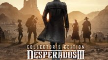 Desperados III getting a Collector's Edition - Collector's Edition
