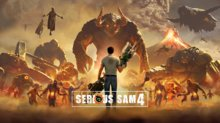 Serious Sam 4 launches in August on Steam and Stadia - Key Art