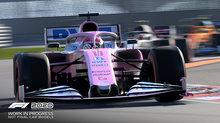 F1 2020 fait un tour à Monaco - 14 images