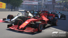 F1 2020 highlights Circuit de Monaco - 14 screenshots