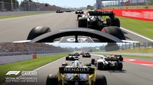 F1 2020 showcases split-screen gameplay - Split-Screen