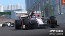 F1 2020 showcases split-screen gameplay - Hano screens