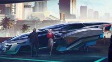 New Cyberpunk 2077 screenshots - Concept Arts - Neomilitarism Style