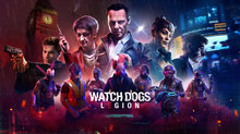 Watch Dogs: Legion coming October 29 - Movie Poster