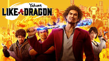 SEGA confirms Yakuza: Like a Dragon on PS5 - Key Art