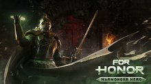 For Honor adds the Warmonger Astrea to its roster - The Warmonger Key Art