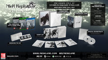 Trailer and date of NieR Replicant ver.1.22474487139... - White Snow Edition