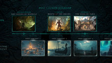 Assassin's Creed Valhalla: Beowulf, Paris et des druides à venir - Post-Launch Roadmap