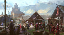 Assassin's Creed Valhalla: Beowulf, Paris et des druides à venir - Concept Arts - Expansion 1 Wrath of the Druids