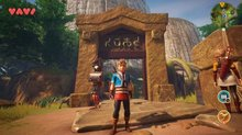 GSY Review : Oceanhorn 2 - Images Switch maison (mode portable)