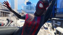 Miles Morales is back with more - GSY images - PS5 - 4K - Fidelity mode