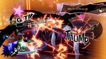 Persona 5 Strikers launches February 23 - PS4 screens