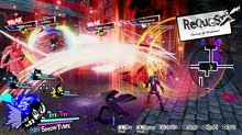 Une date pour Persona 5 Strikers - Images Switch